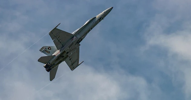 In October 2016 Three Boeing F A 18E Super Hornet Fighters Launched Swarm Of 103 Drones With Wingspan 30 Cm The Reached Intended Target