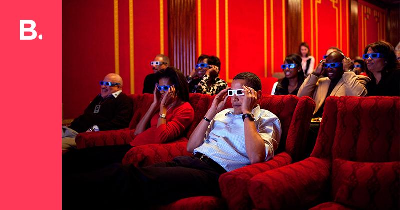 Президентство Барака Обамы в снимках его личного фотографа — Bird In Flight