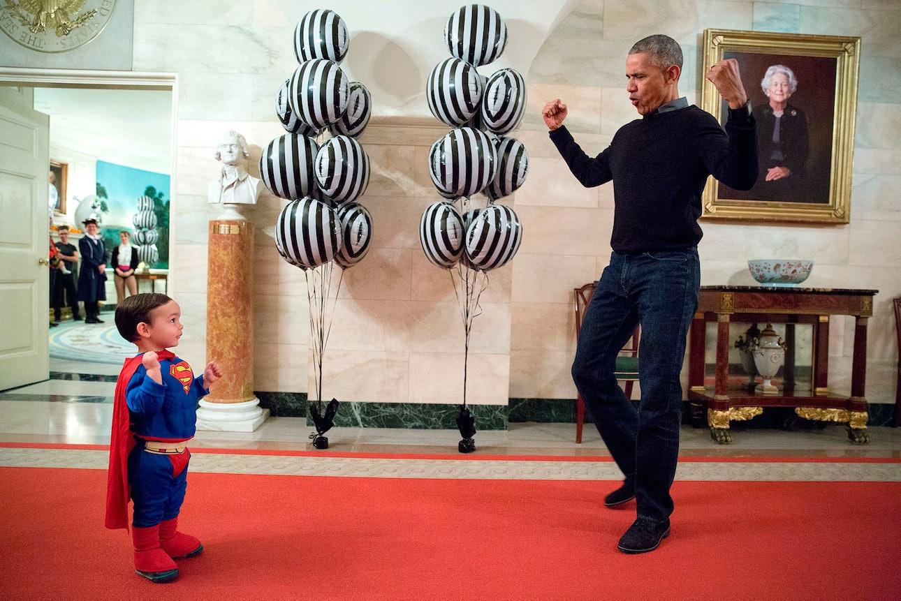 Президентство Барака Обамы в снимках его личного фотографа