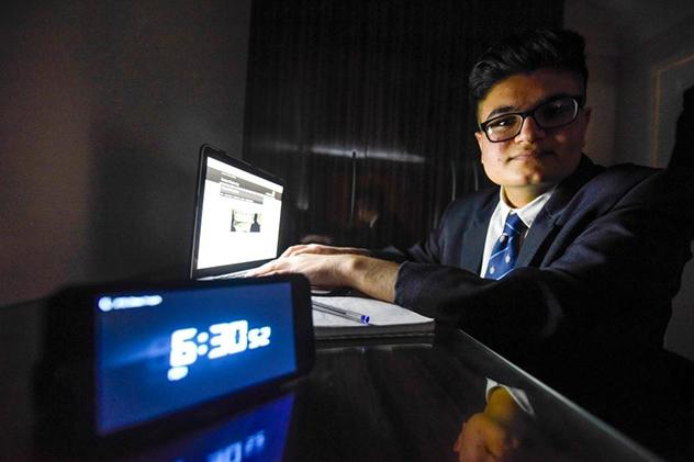 Школьник Мохаммед Али отказался торговать собственный сайт зашесть млн долларов