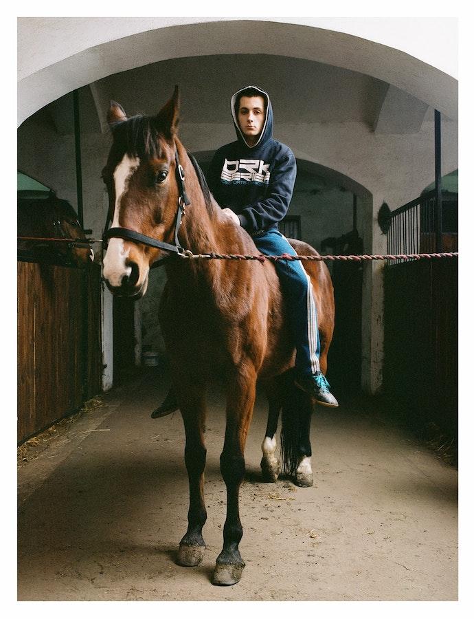 6. Żemo i jego koń Bajka 45x-min