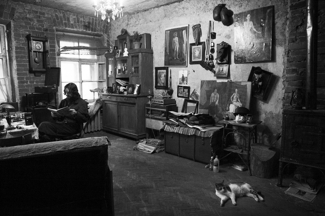 Olga Kulaga_A chimney sweep _3