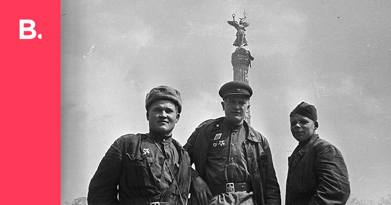 Советская жизнь немецкой столицы