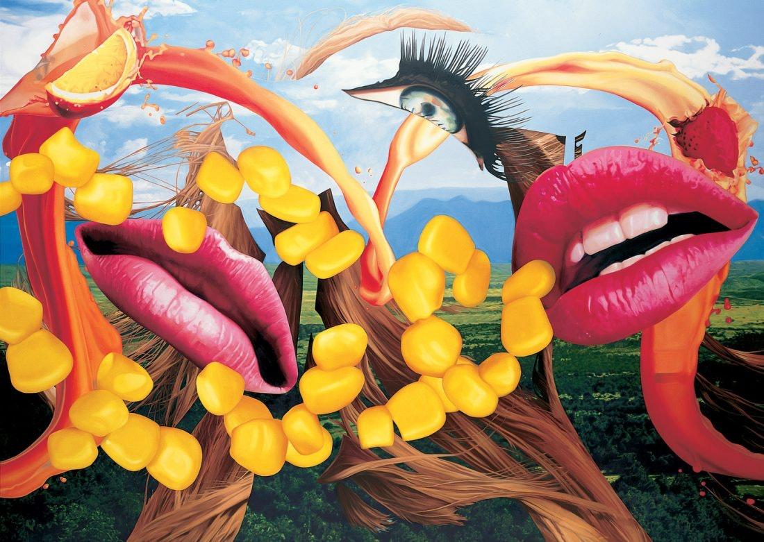 2001-Koons-Easyfun-Lips