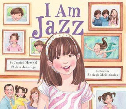 I'm Jazz Book
