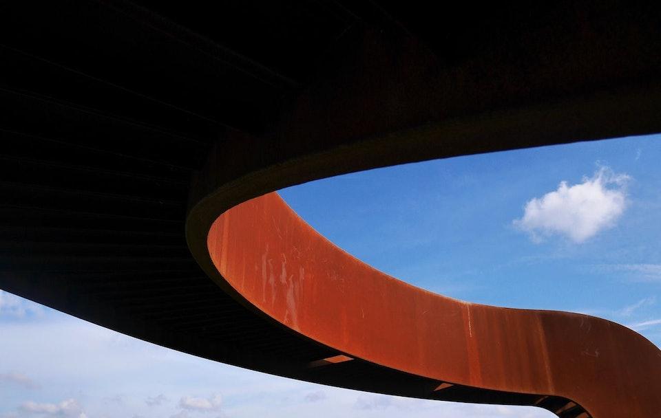 EyeEm объявила победителей конкурса минималистической архитектурной фотографии. Автор: Gunther Kleine. Интернет — журнал birdinflight.ru