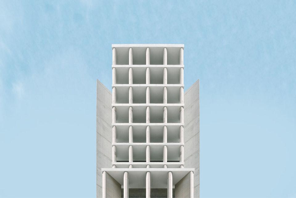 EyeEm объявила победителей конкурса минималистической архитектурной фотографии. Автор: Marco Di Stefano. Интернет — журнал birdinflight.ru