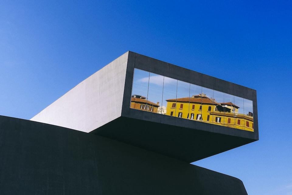 EyeEm объявила победителей конкурса минималистической архитектурной фотографии. Автор: Patryk Kuleta. Интернет — журнал birdinflight.ru