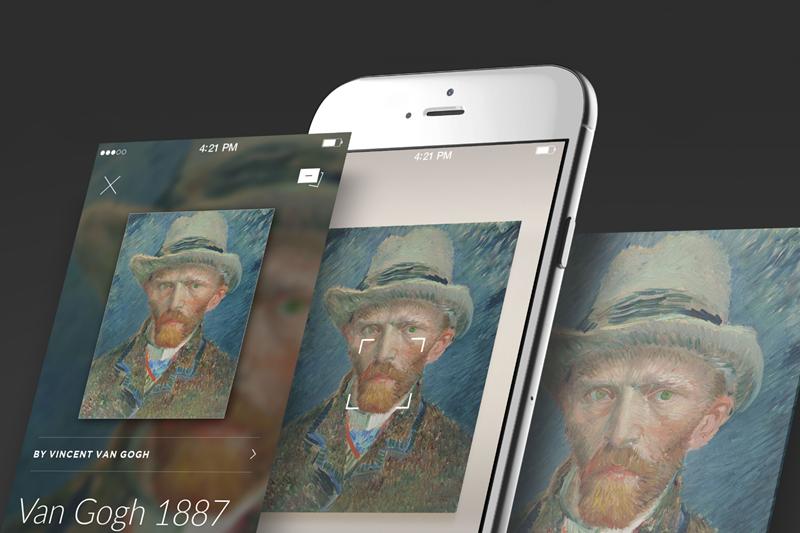 Smartify— как музыкальный Shazam, однако только для картин