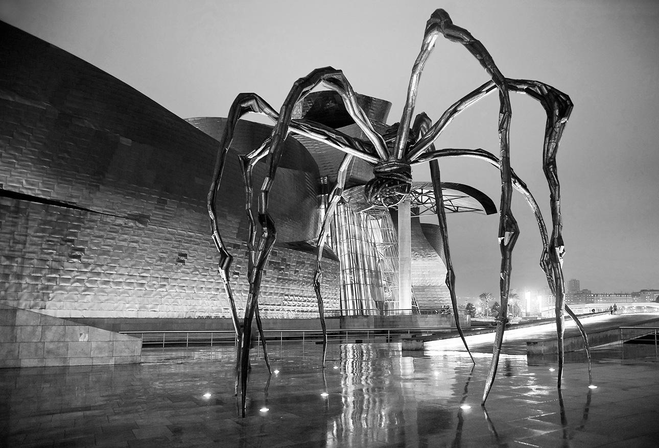 Шедевр длиною в век: Жизнь и пауки Луиз Буржуа — Bird In Flight