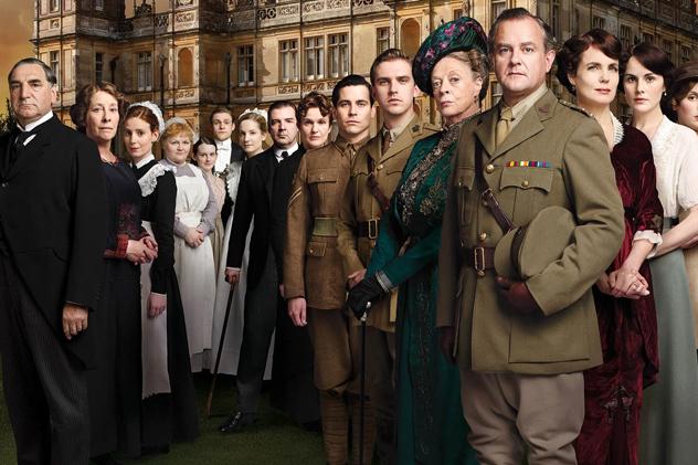 Съемки фильма посериалу «Аббатство Даунтон» должны начаться в 2018-ом году