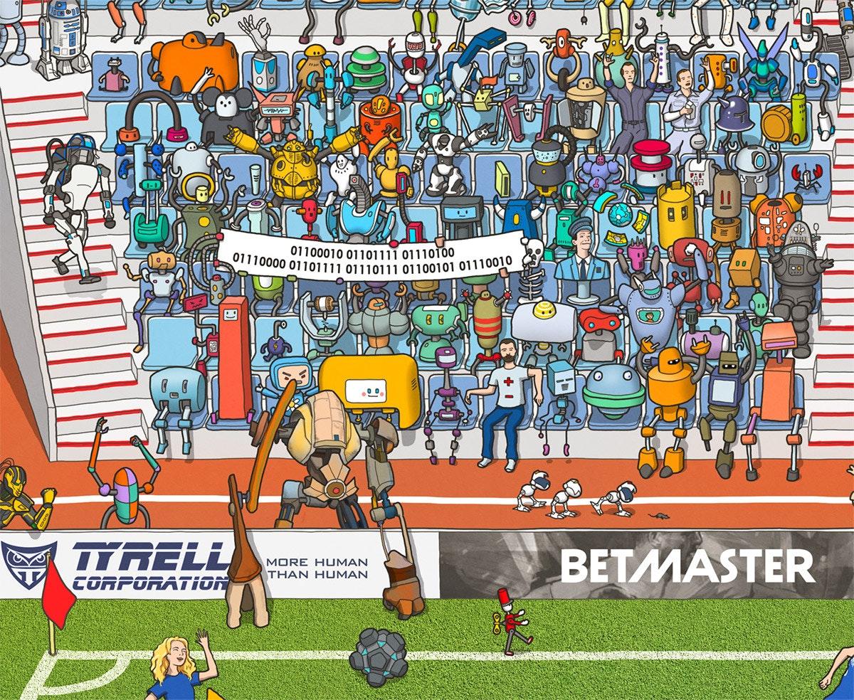 футбол и роботы 2