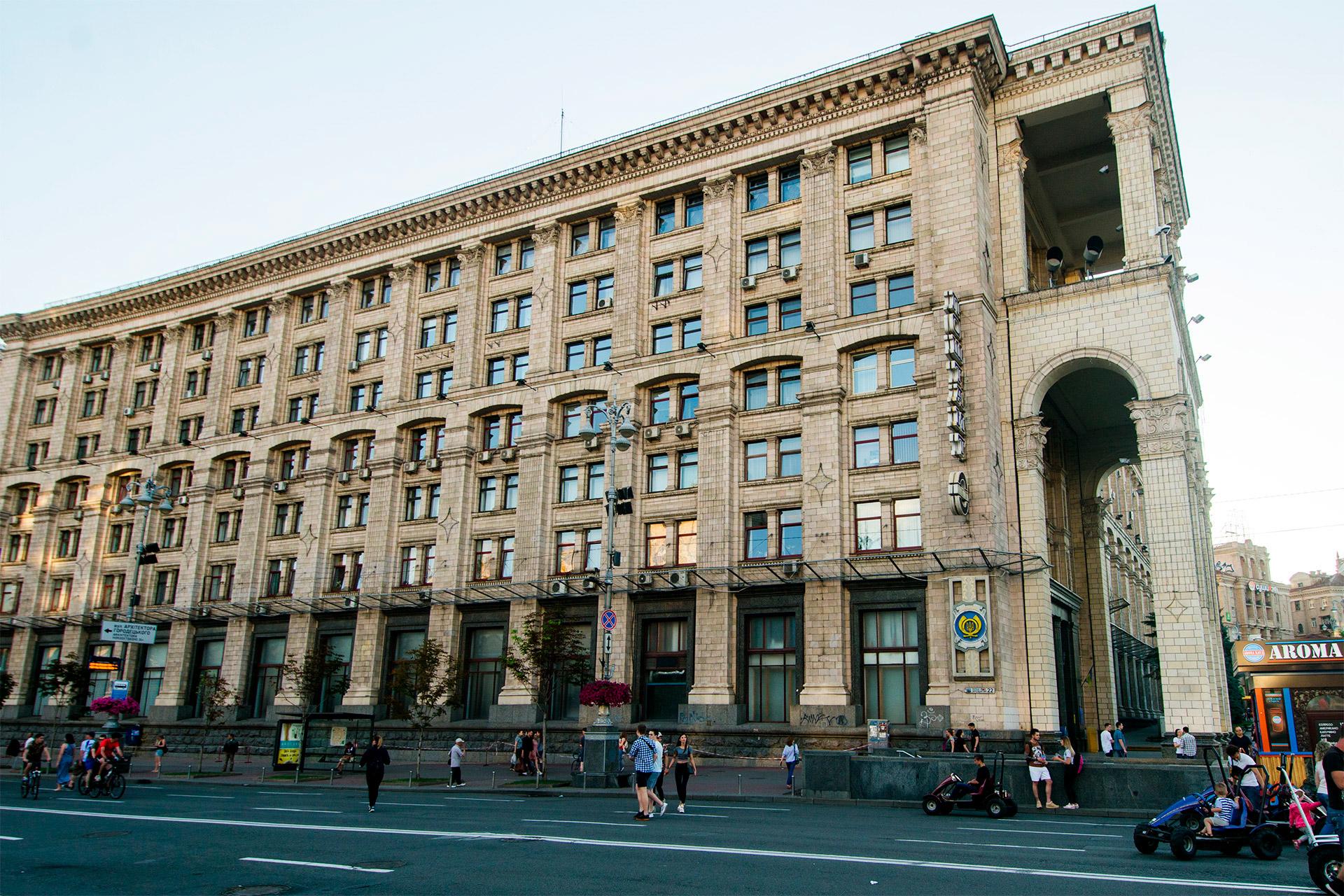 Кровавые разборки вцентре украинской столицы: мужчина скончался наместе