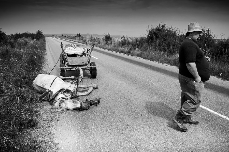Oliver Merce_A Road to Death