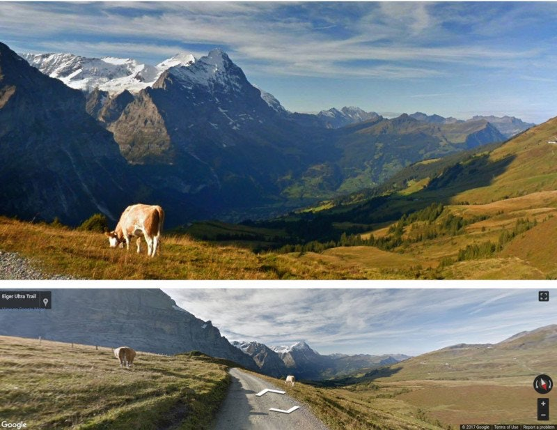 еще приложение пейзажные фото на карте мирабель