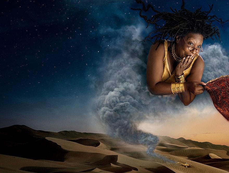 disney-dream-photo-manipulation-annie-leibovitz-1