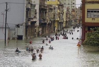 APTOPIX Cuba Hurricane Irma
