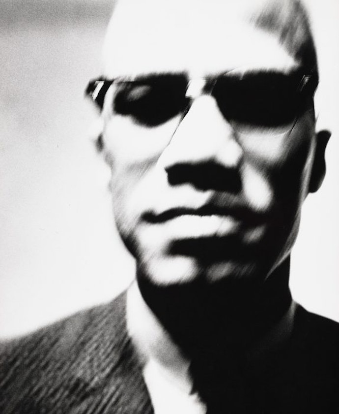 Malcolm X, Black Nationalist leader, New York