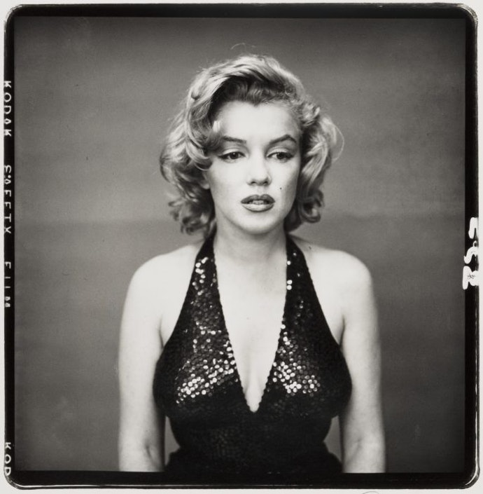 Marilyn Monroe, actress, New York