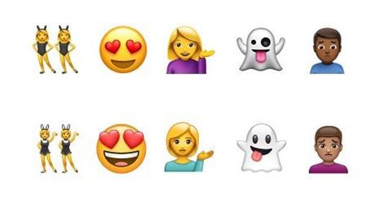 WhatsApp создал собственный набор эмодзи