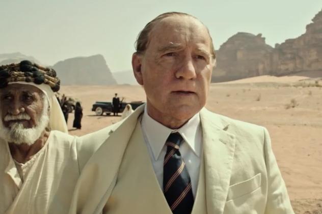 Sony Pictures сняла фильм со Спейси с кинофестиваля AFI Fest