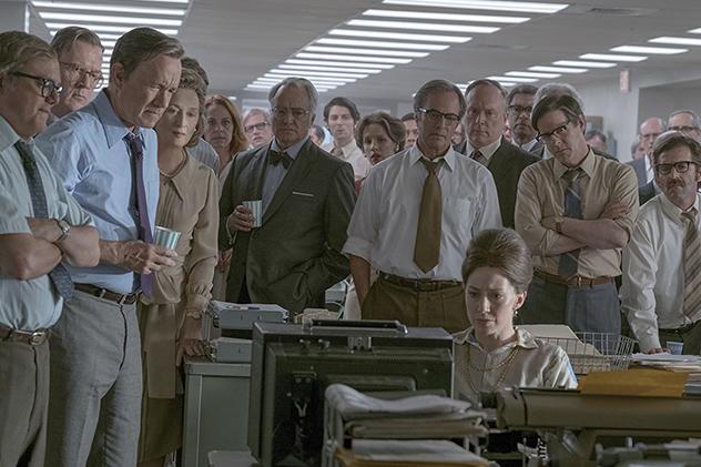 Вweb-сети интернет появился 1-ый трейлер фильма «Секретное дело» Стивена Спилберга