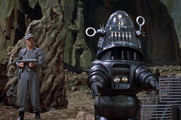 Робота изфильма 50-х продали нааукционе за $5,3 млн.
