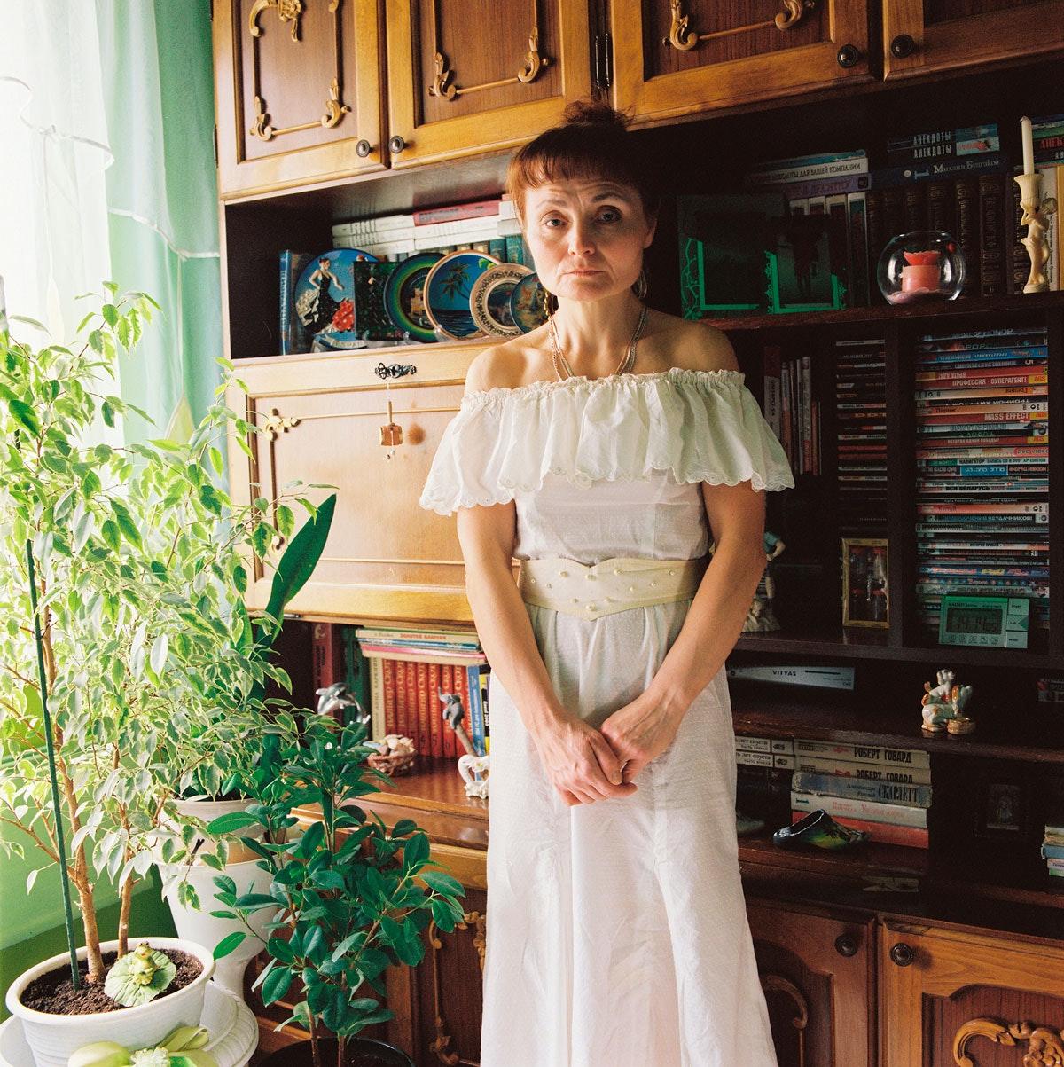 Tatiana Dmitrievna