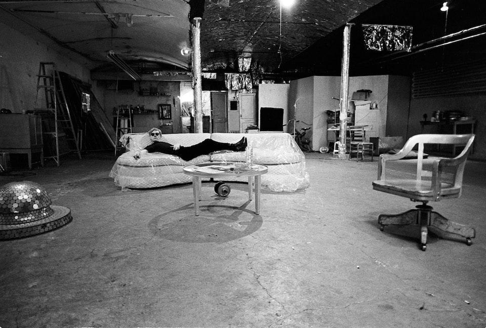 Из серии «Уорхол» Фото Стивен Шор 3