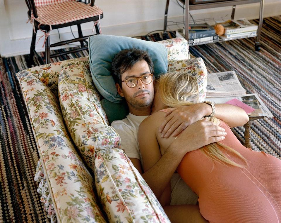 Michael and Sandy Marsh, Amarillo, Texas, September 27, 1974