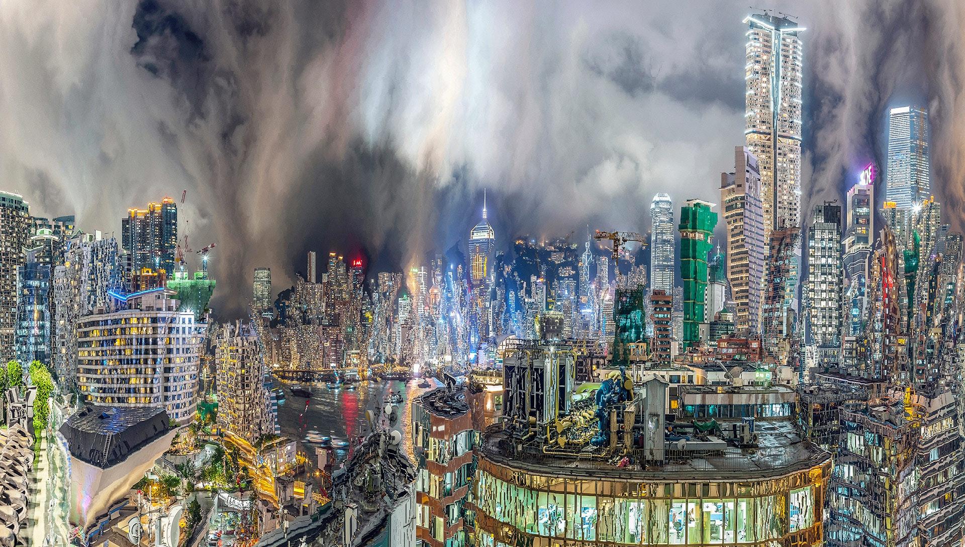 Гонконг из проекта «Мута-морфоз»
