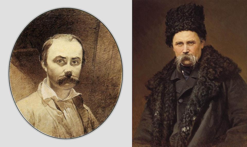 shevchenko_portraits