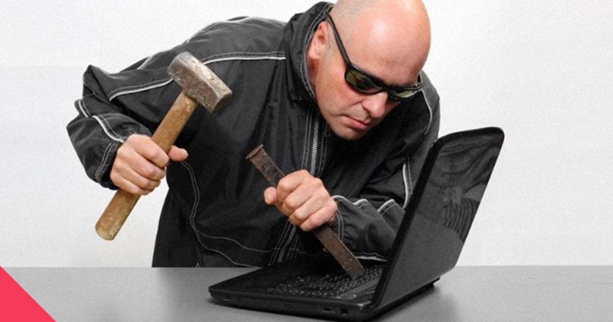 Здравствуйте привет, смешная картинка хакер