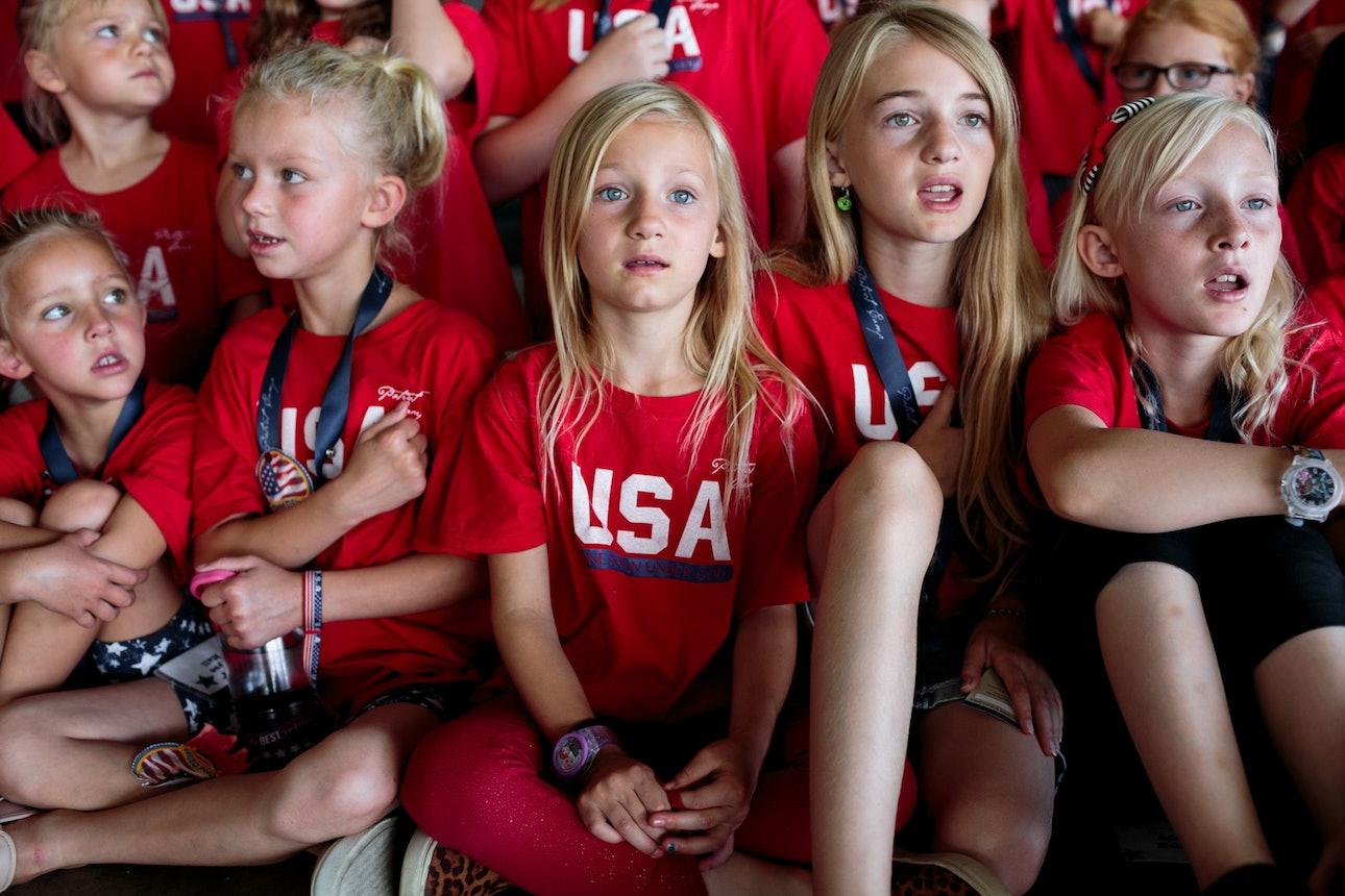 Utah Patriot Camp takes place in Herriman, Utah.