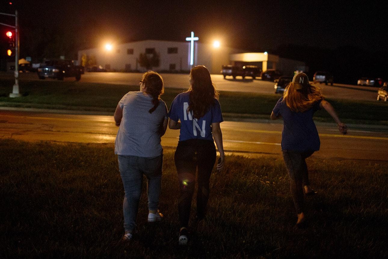 Youth in Omaha, Nebraska.