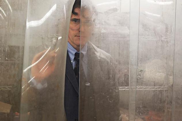 Мэтт Диллон иУма Турман втрейлере фильма «Дом, который построил Джек»