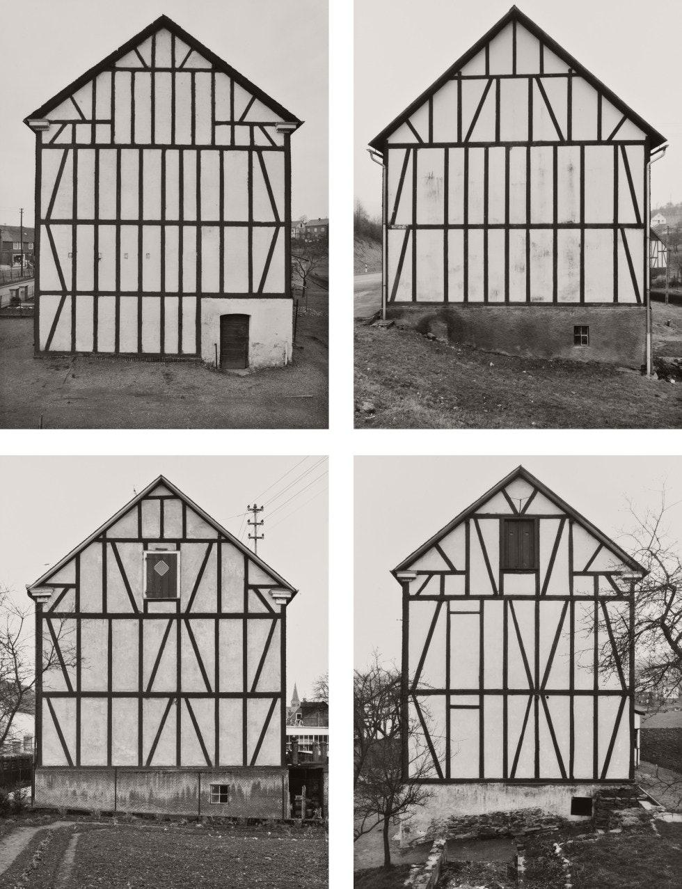 Framework Houses, Siegen District, Germany