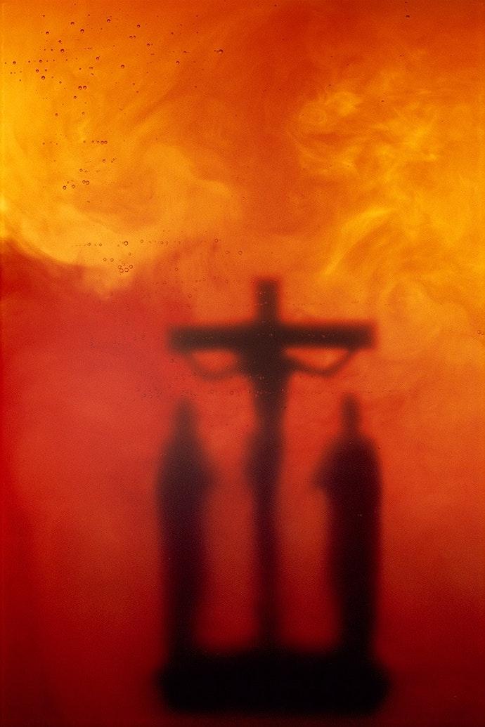 Crucifixion II, 1987
