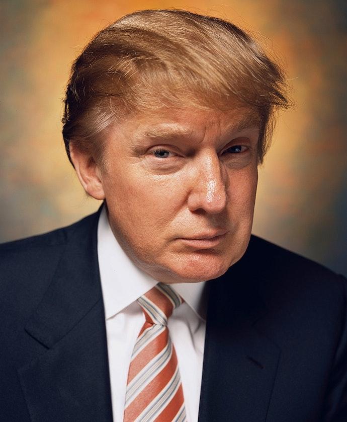 Donald Trump, 2004