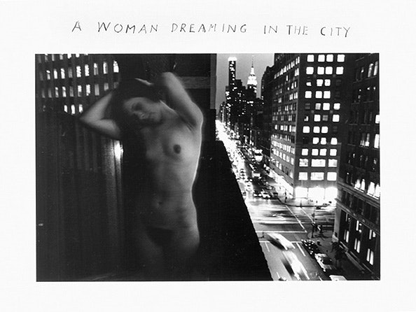 A Woman Dreaming in the City, 1968