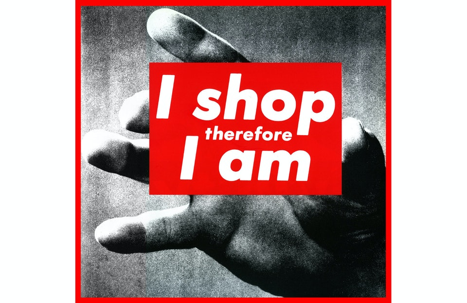 © Barbara Kruger. Courtesy- Mary Boone Gallery, New York. .jpg2