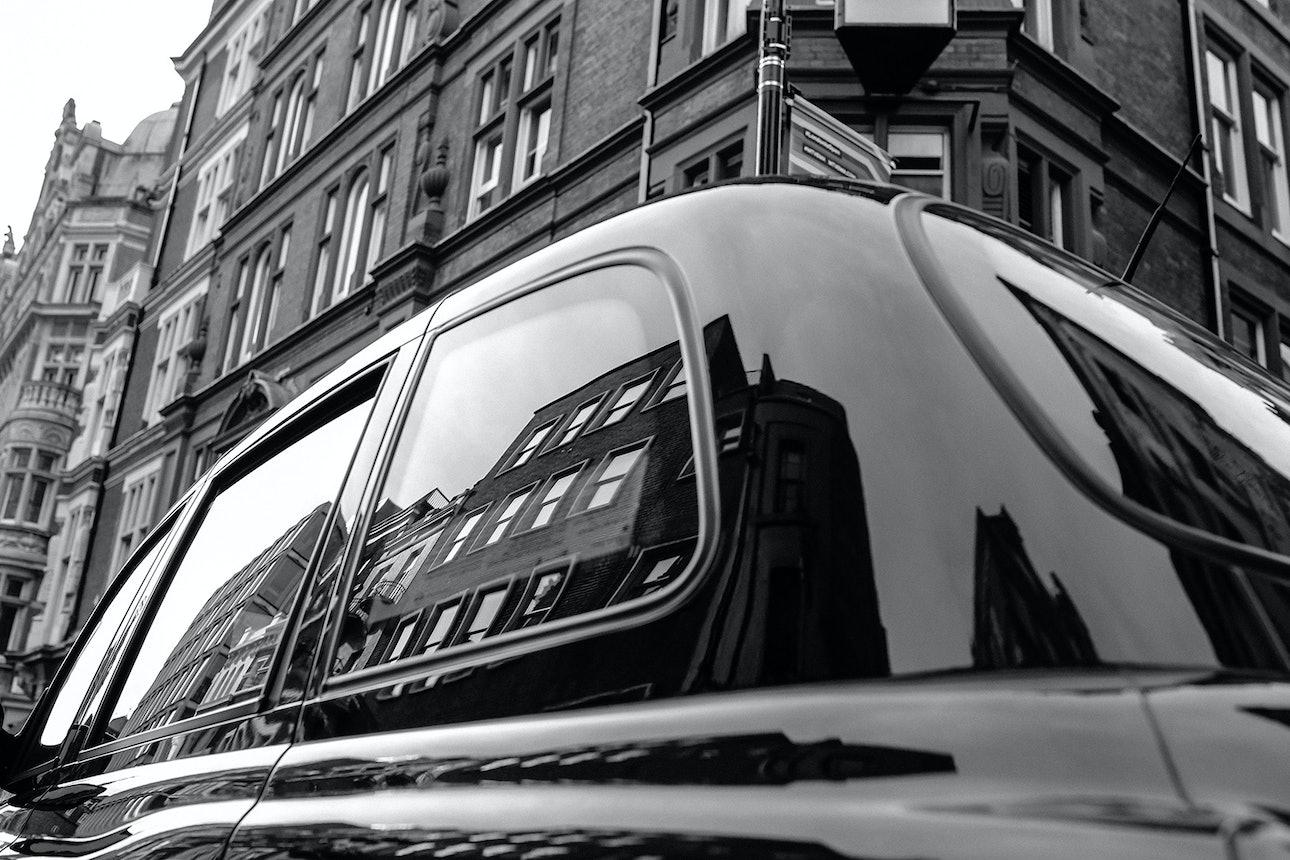 Cab. London