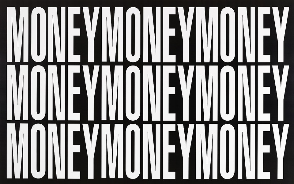 Untitled (Money money money)