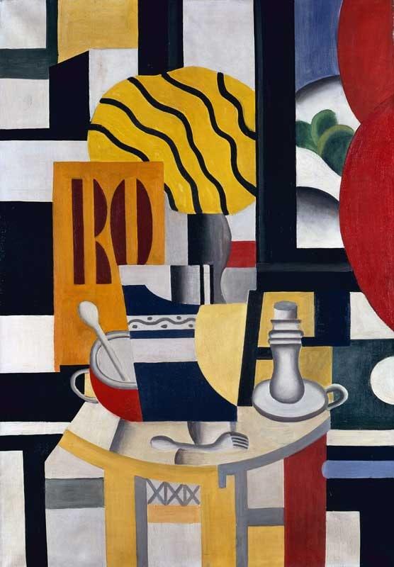 Fernand_Léger_1922_Still_Life_with_Candlestick_oil_on_canvas_116_x_80_cm_Musée_dArt_Moderne_de_la_Ville_de_Paris