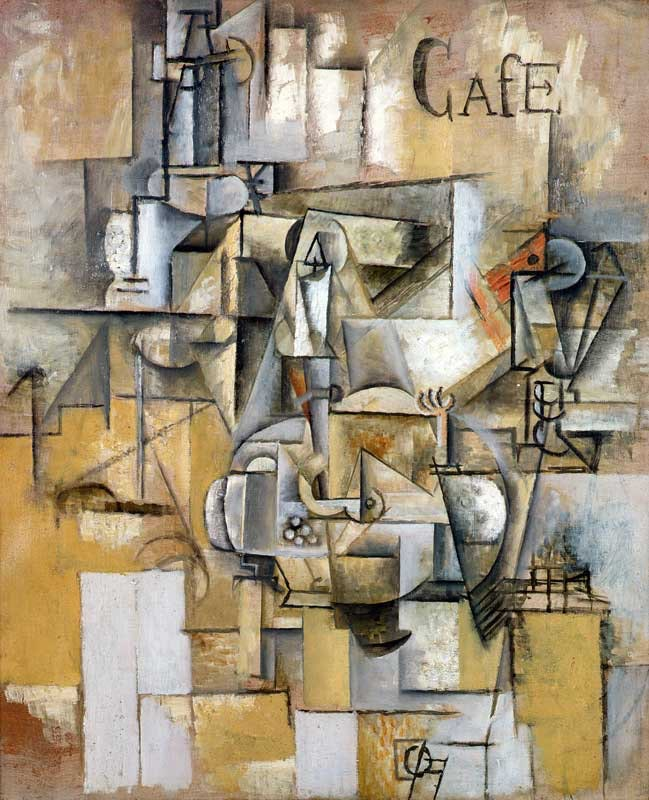 Picasso_-_Le_pigeon_aux_petits_pois_1911