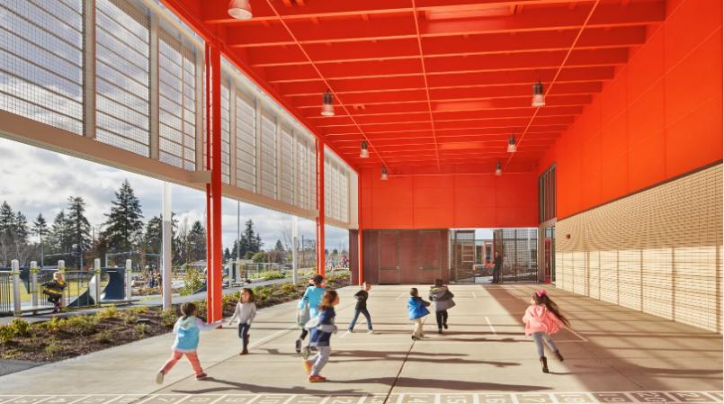 Арлингтонская начальная школа, США,jpeg