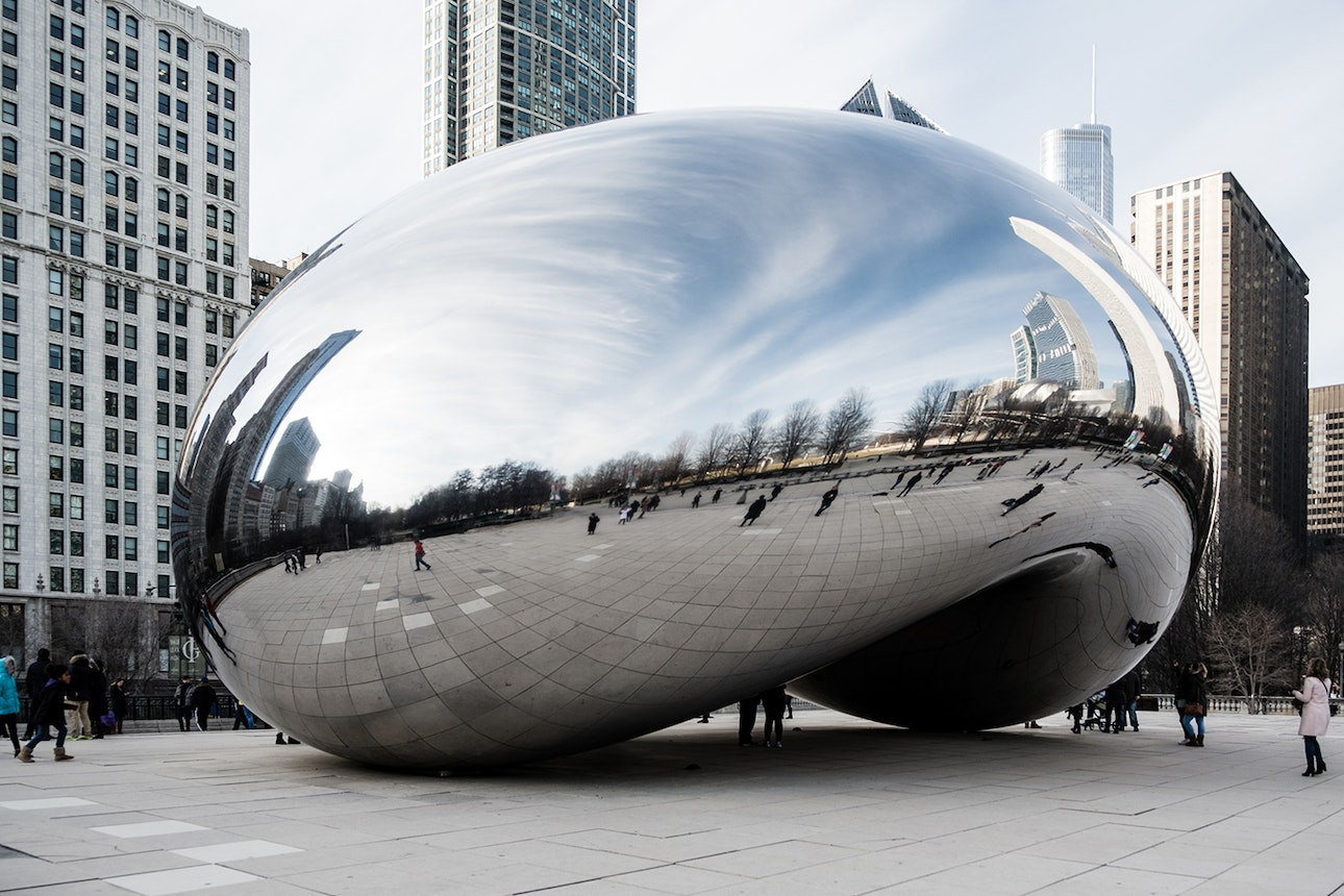 Cloud Gate (
