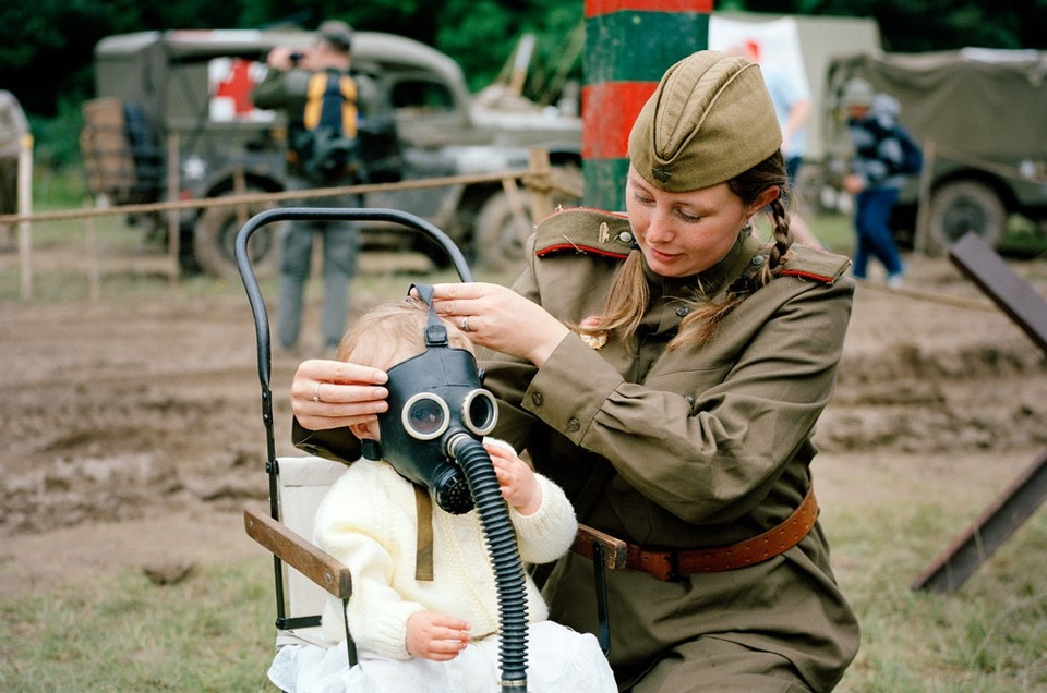 War and Peace Show 2012