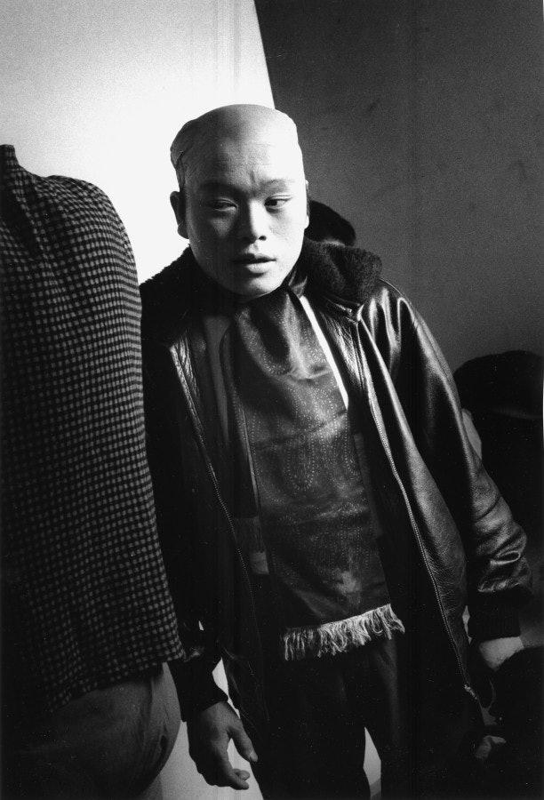 Japan Theater, 1967, © Daido Moriyama Photo Foundation