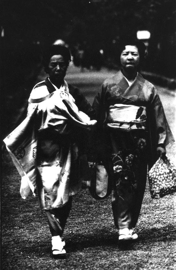 Kamakura, 1966 , © Daido Moriyama Photo Foundation